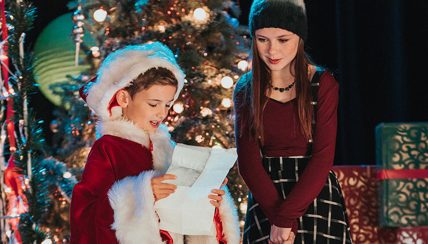 48 CHRISTMAS WISHES (1X90')