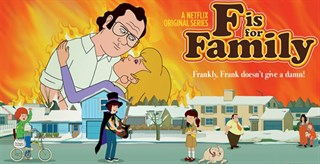 F IS FOR FAMILY (16X30')