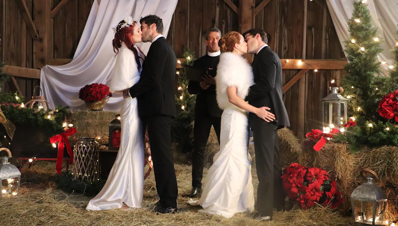 CHRISTMAS WEDDING RUNAWAY (1X86')