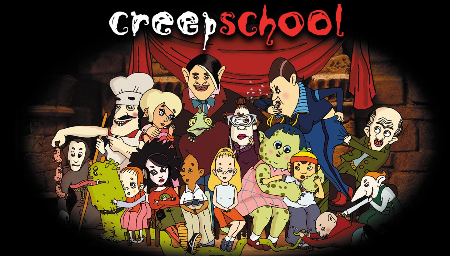 CREEPSCHOOL (26X26')