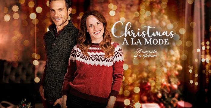 CHRISTMAS A LA MODE (1X90')