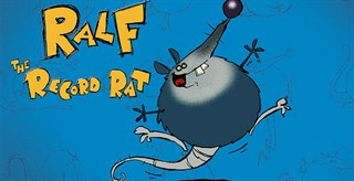 RALF THE RECORD RAT (104X1')