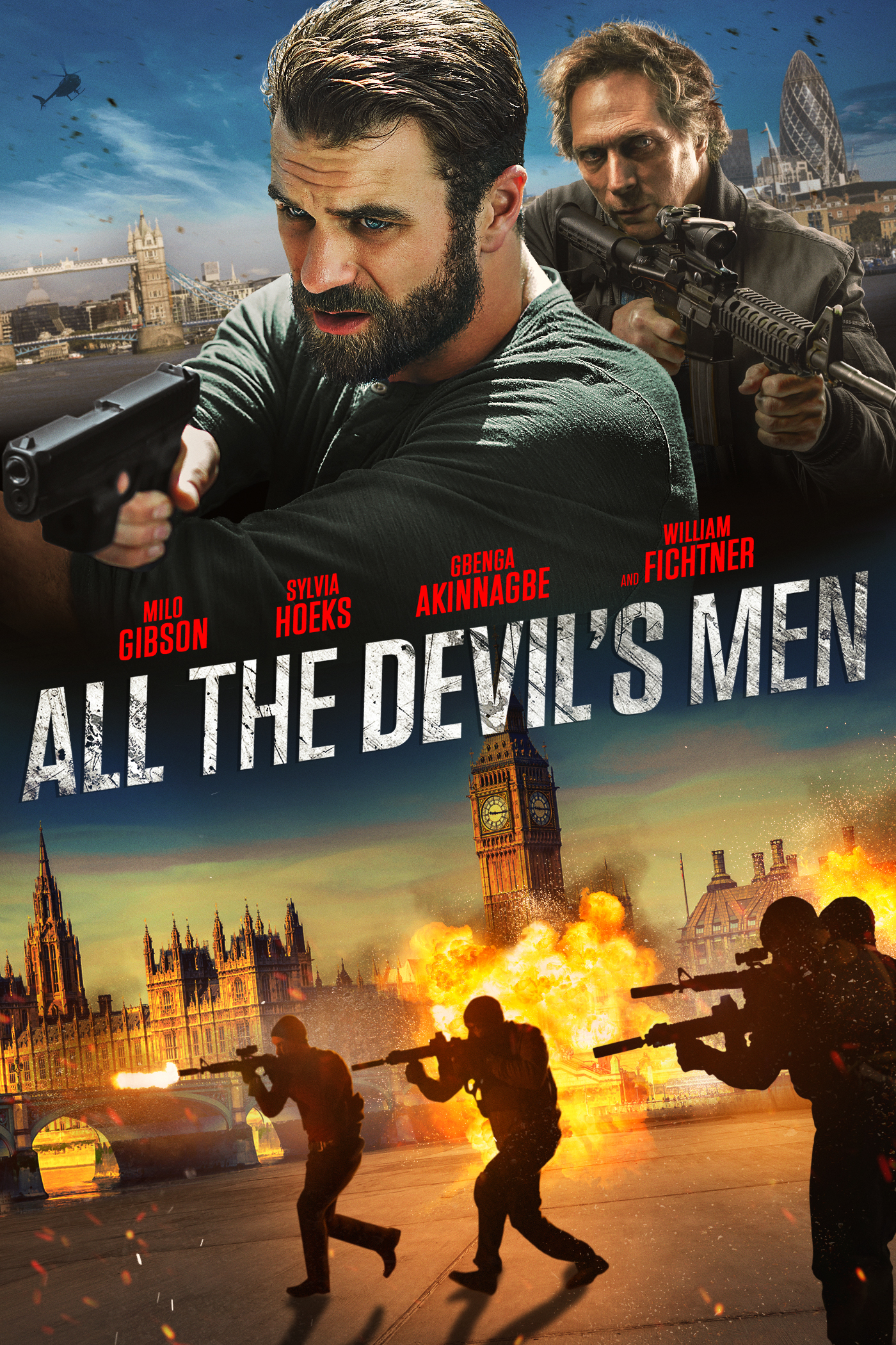 All the Devil's Men