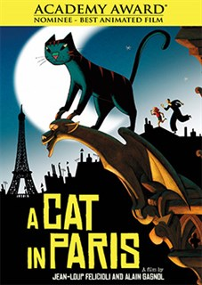 Vie de chat, Une (A Cat in Paris)