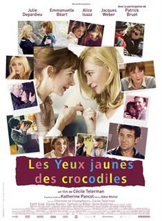 Yeux jaunes du crocodile, Les