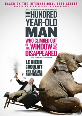 100-Year-Old Man Who Climbed Out of the Window and Disappeared, The