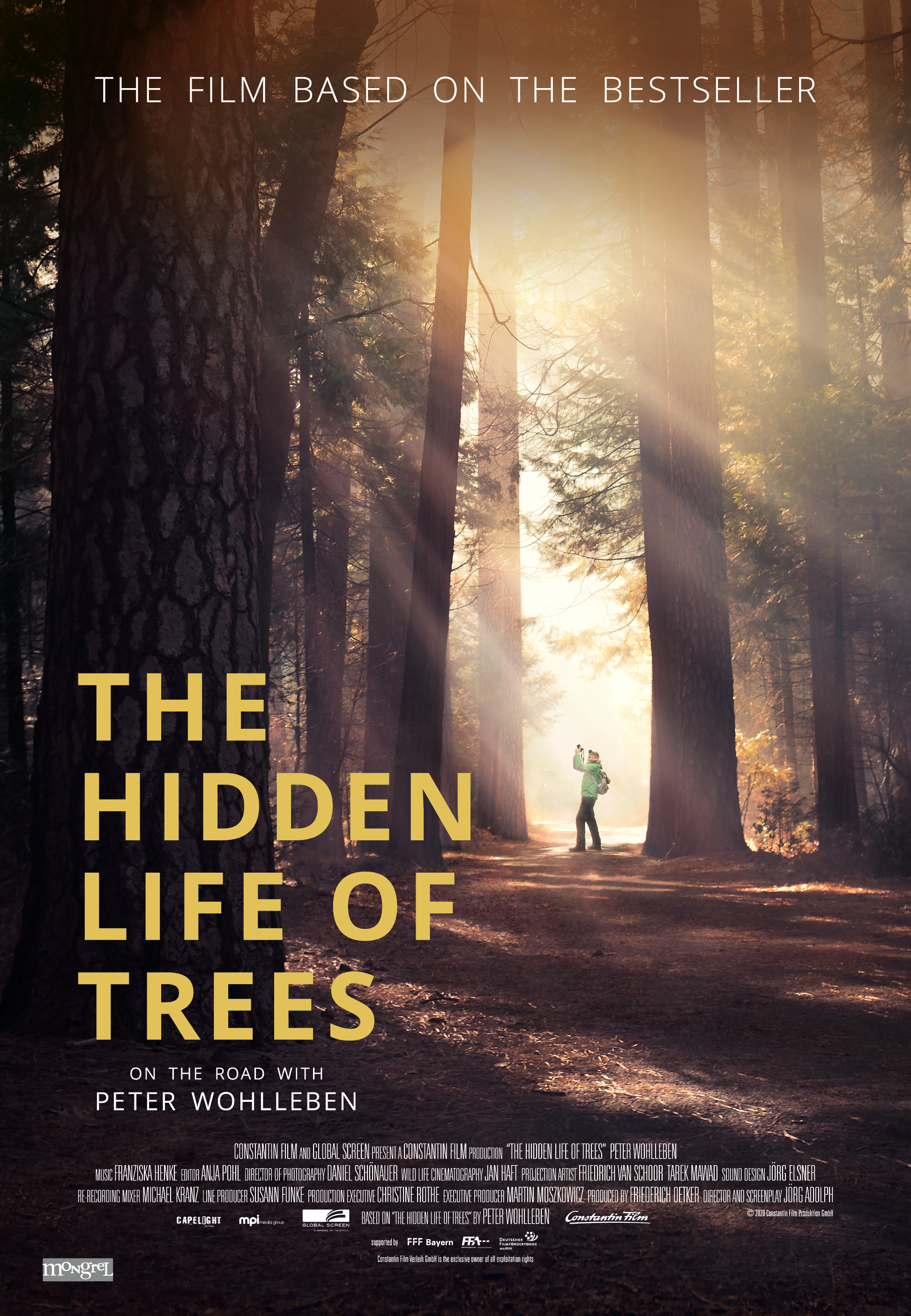 Hidden Life of Trees, The