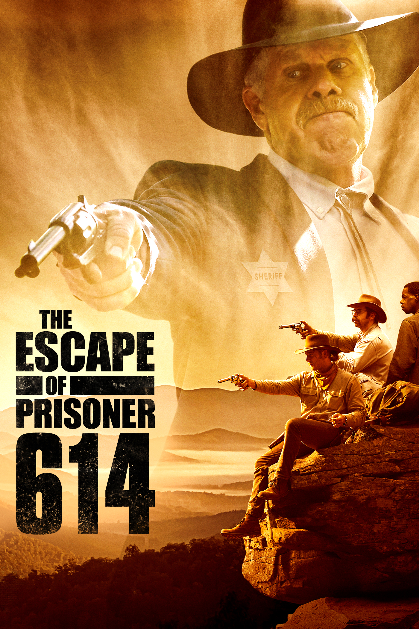 Escape of Prisoner 614