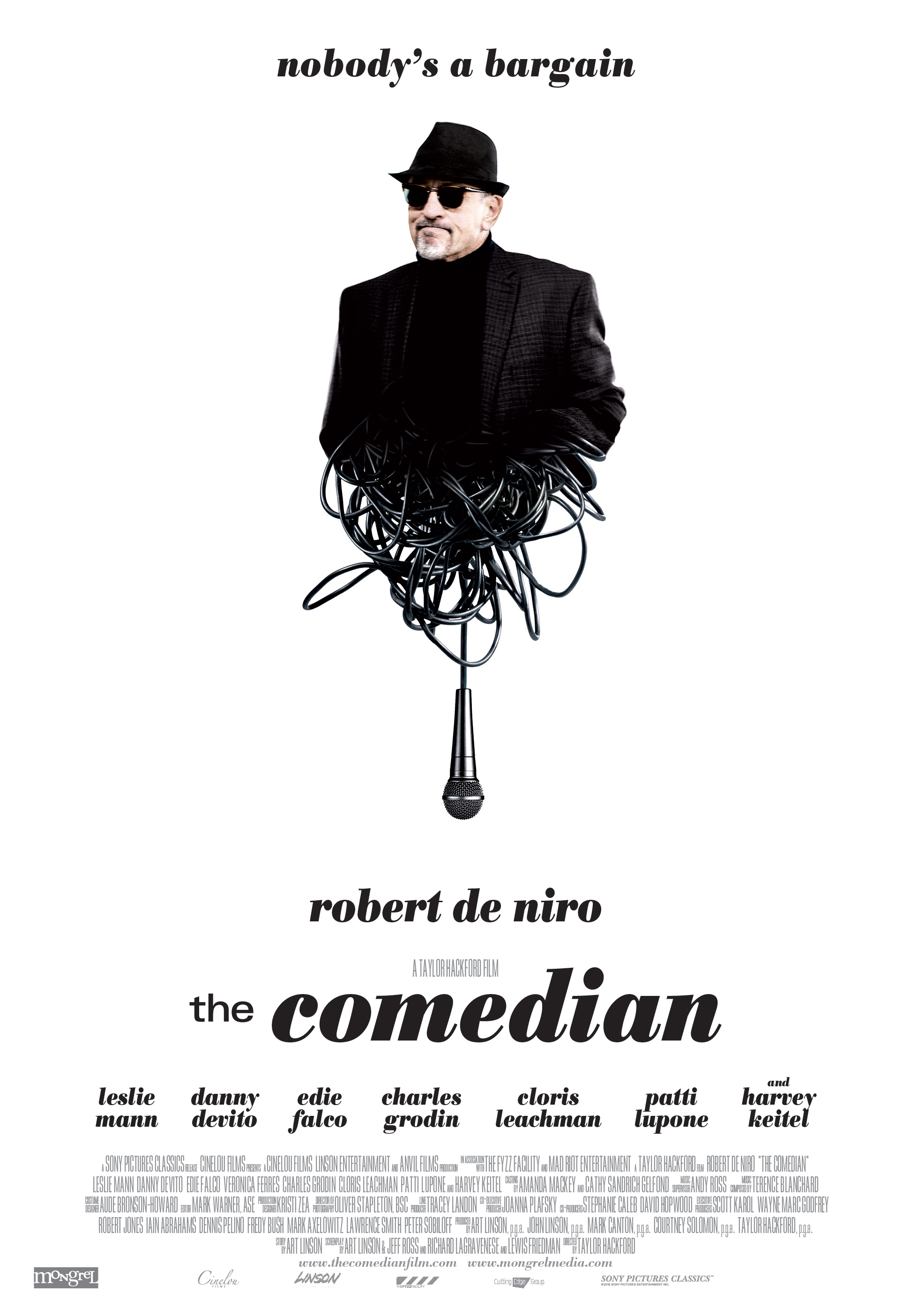 Comedian, The