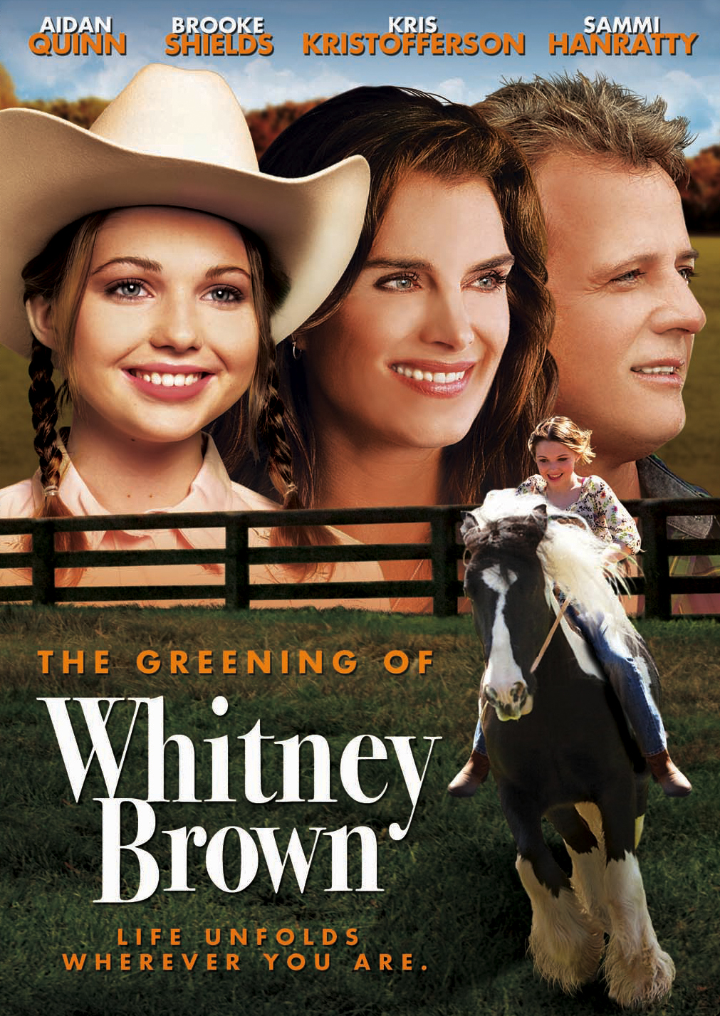 Greening of Whitney Brown, The