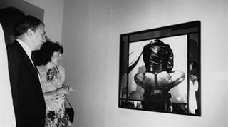 Black White + Gray: a Portrait of Sam Wagstaff & Robert Mapplethorpe + Patti Smith