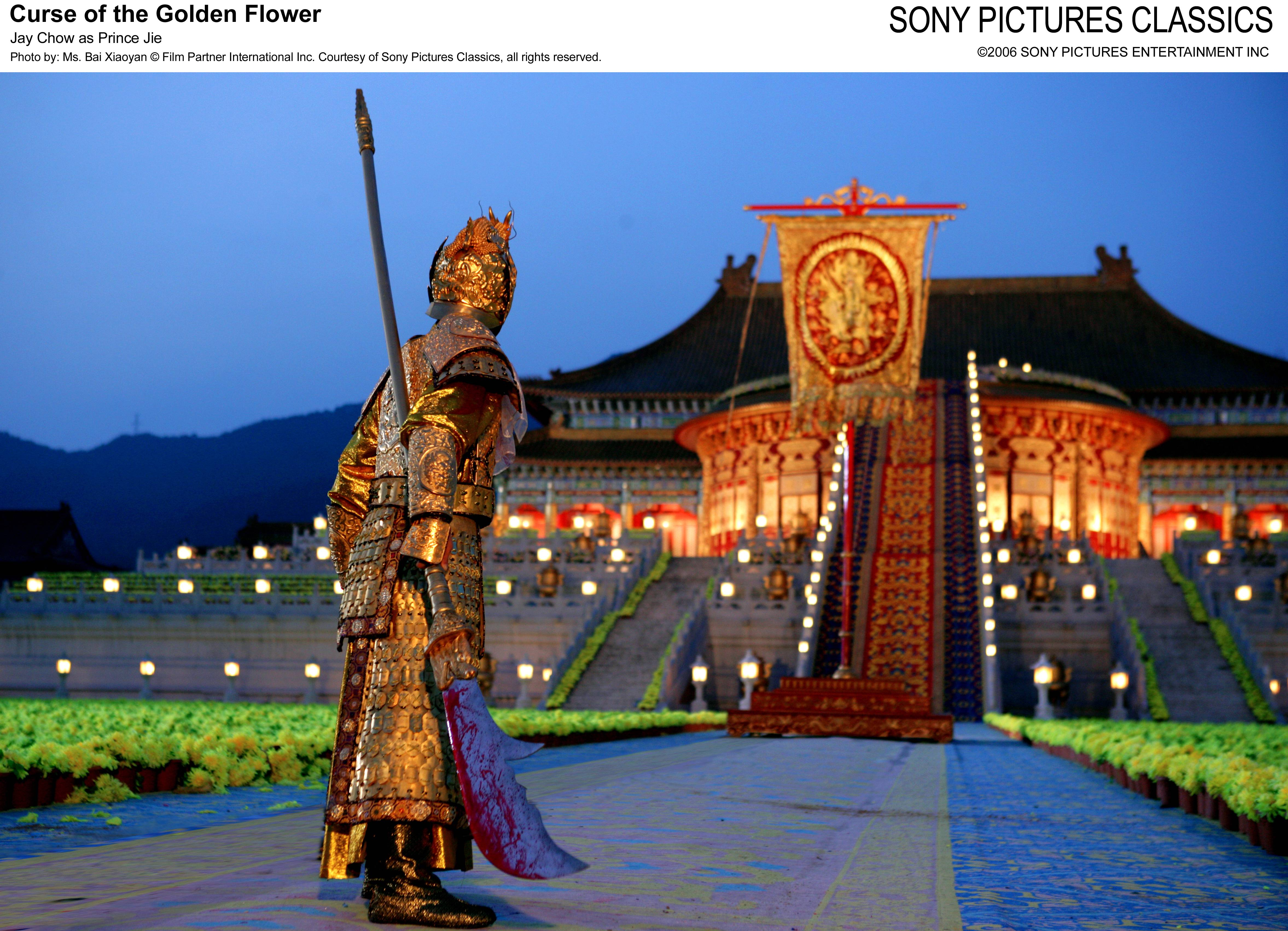 Curse of the golden flower movie full online.