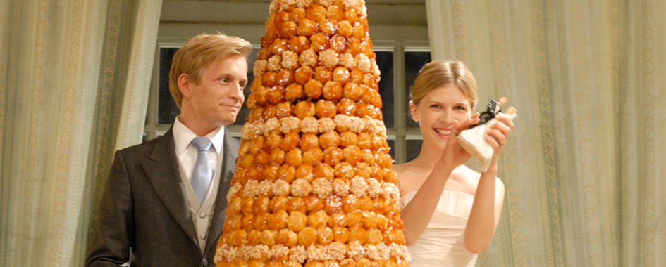 Pièce Montée (The Wedding Cake)