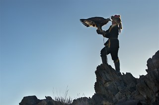 Eagle Huntress, The