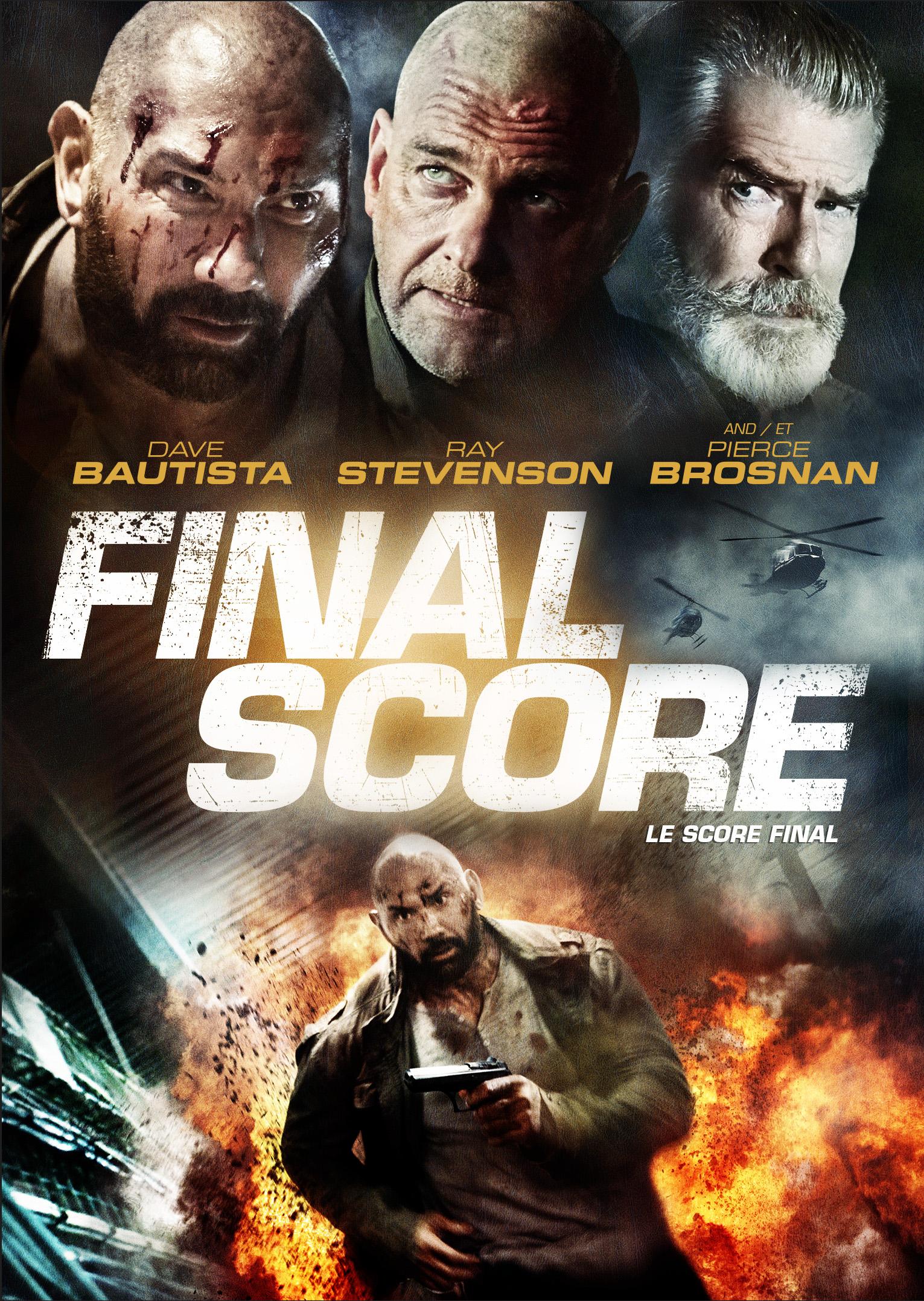 Final Score – Lovitură finală
