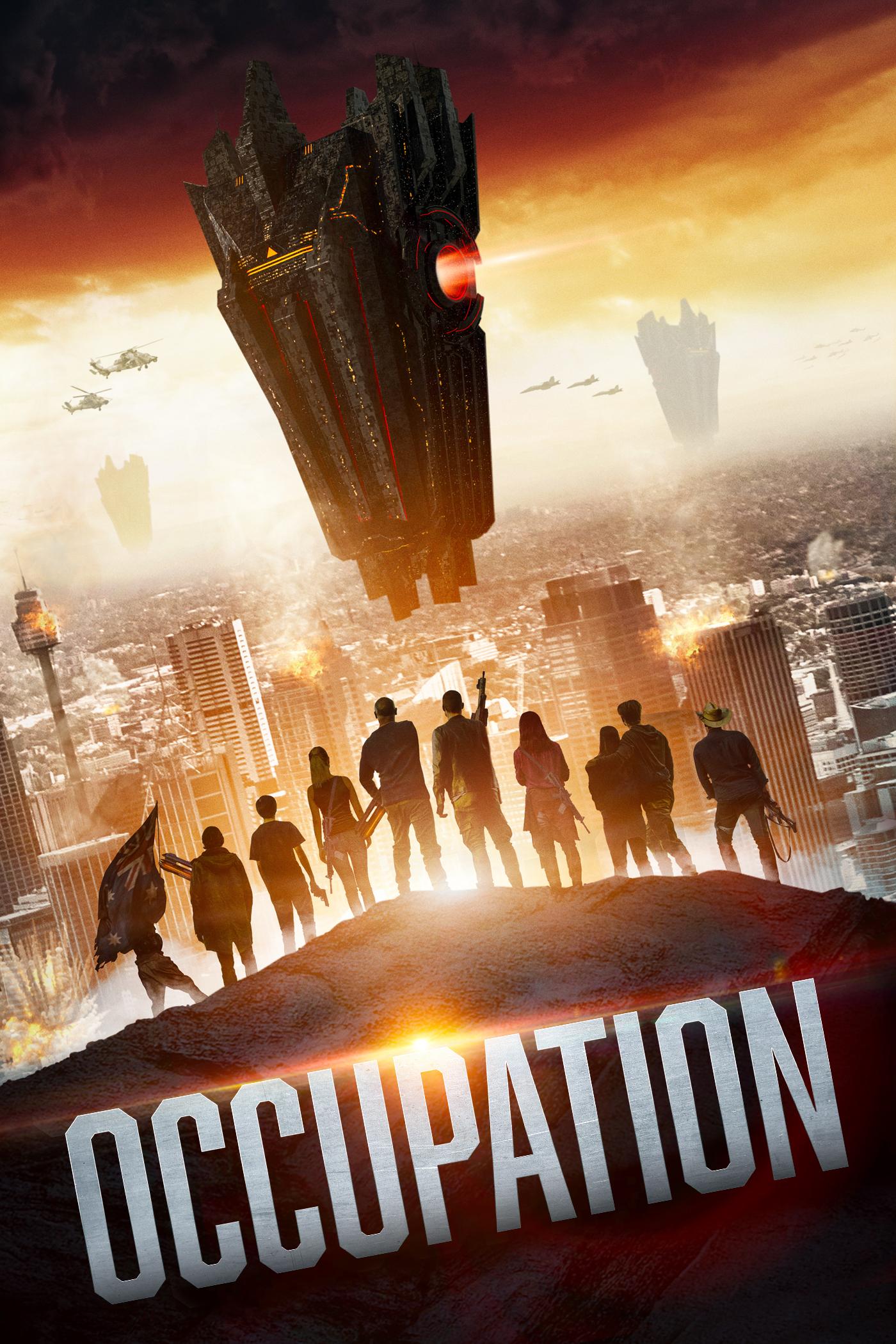 Resultado de imagem para occupation luke sparke poster