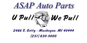 Asap Auto Parts