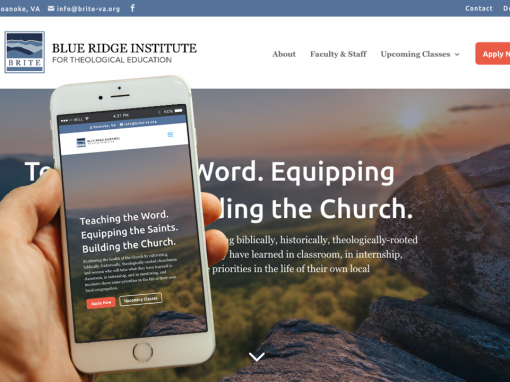 Blue Ridge Institute for Theological Education