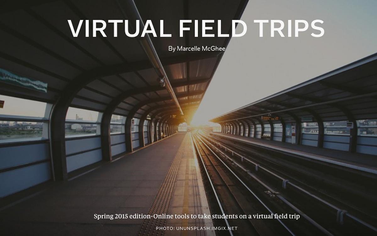 VistualFieldTrips