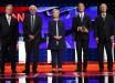 US Democratic Presidential debate at Wynn Las Vegas