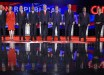 John Kasich, Carly Fiorina, Marco Rubio, Ben Carson, Donald Trump, Ted Cruz, Jeb Bush, Chris Christie, Rand Paul