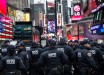 Security Escalated In New York City For New Year's Eve Holiday
