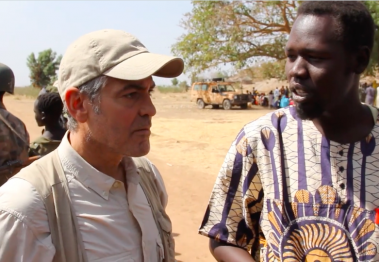 George Clooney examines the crisis in Sudan.