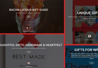 Gift Guides on Flipboard