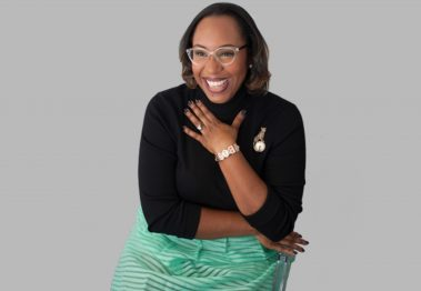 Stacey Ferguson of Blogalicious