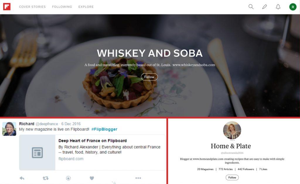 Cómo asegurarte de que los lectores de Flipboard descubran tu blog