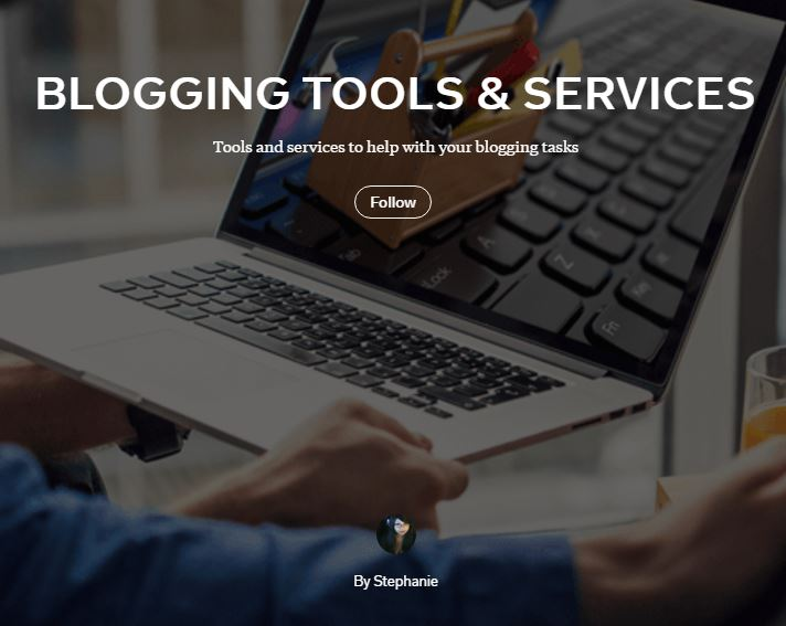 Blogging tools and services on Flipboard
