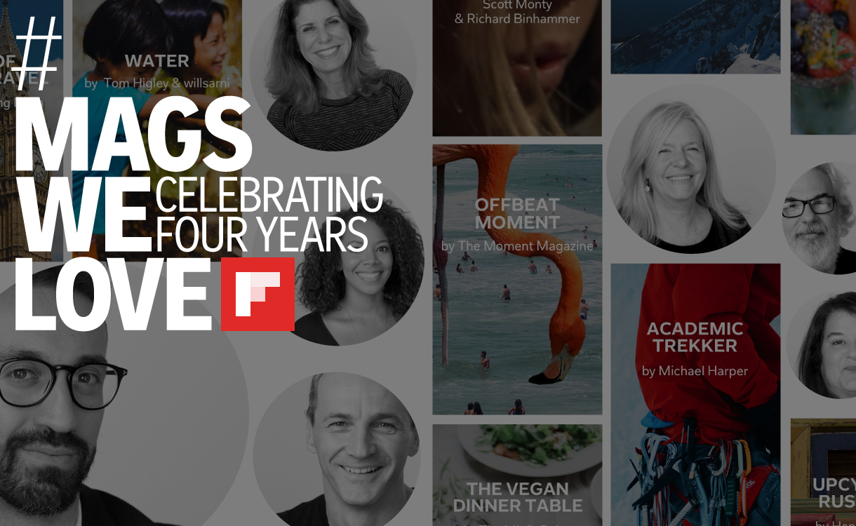 3 Things MagMakers Do on Flipboard; Celebrating Four Great Years