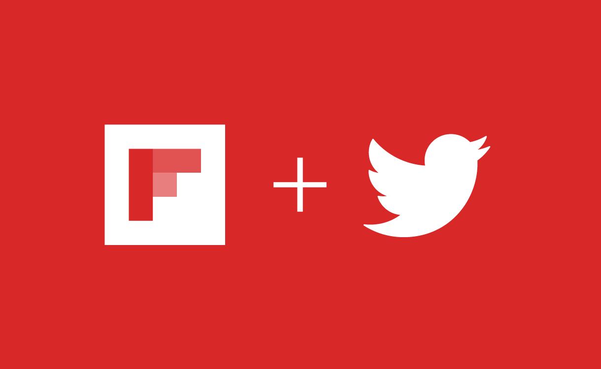 5 способов интегрировать Twitter в Flipboard