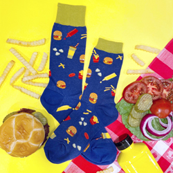 Our Fave Socks for Your Foodie Friends