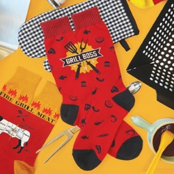 Celebrate Labor Day in Cool Socks from Foot Traffic