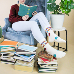 We're Geeking Out Over These Nerd-tastic Socks!