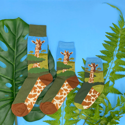 Welcome to the Jungle! Top Animal Socks from the Wild Kingdom