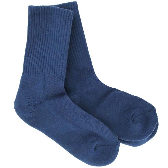 Indigo Men's Bamboo Crew Socks 2- Pack