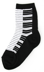 Youth Piano Socks