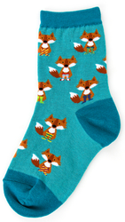 Kids Fox in Socks Socks