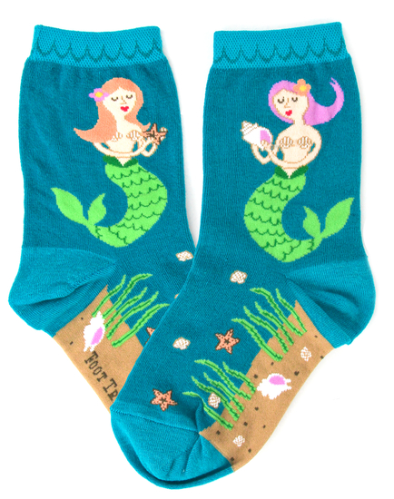 Kids Mermaid Socks