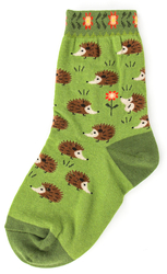 Kids Hedgehog Socks