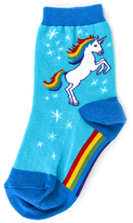 Youth Unicorn Socks