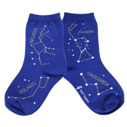 Kids Constellation Socks