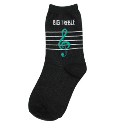 Youth Big Treble Socks