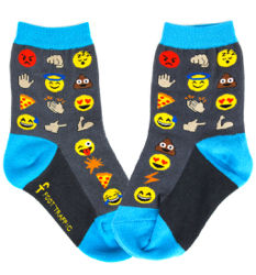 Kids Emoji Socks