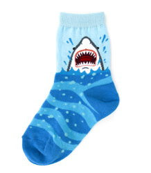 Kids Shark Socks