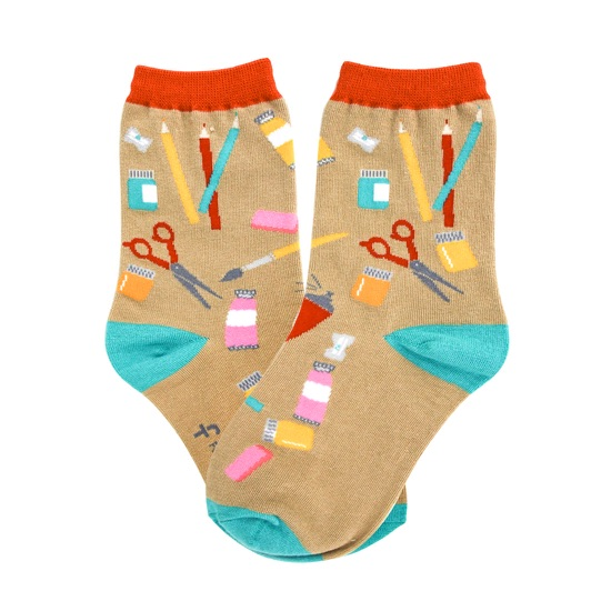 Kids Artist Socks