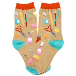 Youth Artist Socks