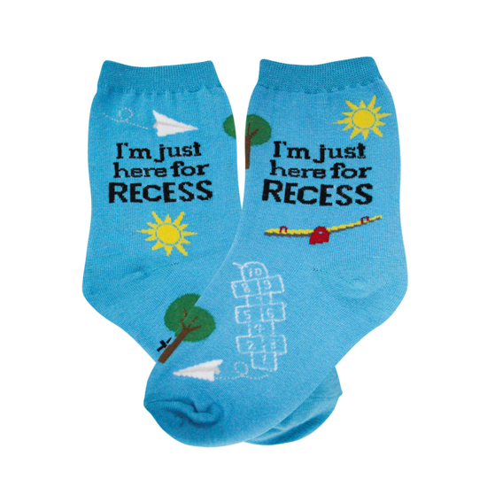 Kids Recess Socks